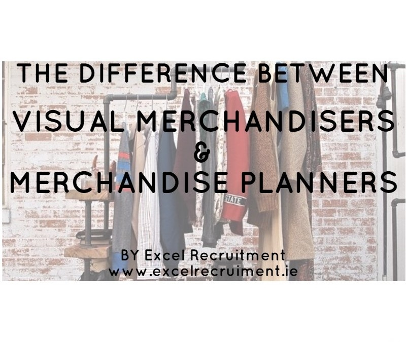 Merchandise Planners and Visual Merchandisers: The Difference