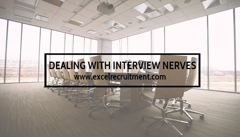 Dealing With Interview Nerves