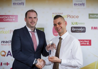 Fruit and Vegetable Manager of the Year - Mariusz Zarzeeczny