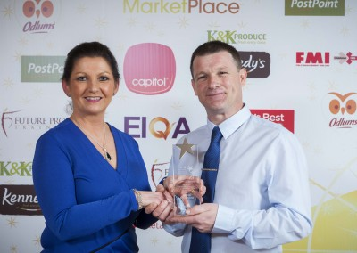 Protein & Provisions Manager of the Year - Kevin O'Connell