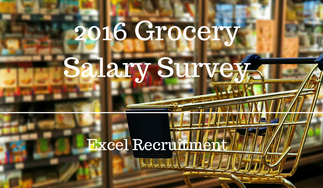 Grocery Salary Survey 2016