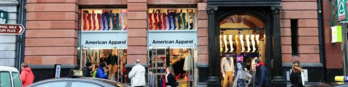 American Apparel Dublin To Close