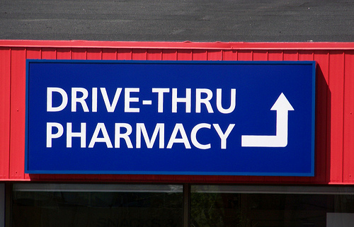 Ireland's first drive-thru Pharmacy opens