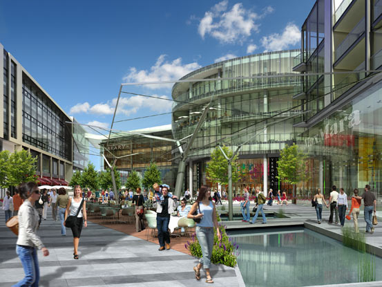 Ballymun to get new shopping centre