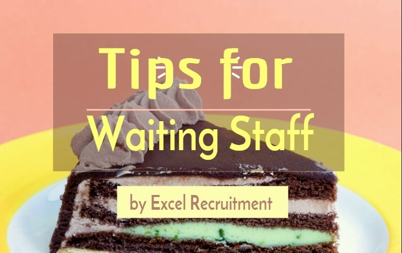 Tips for waiting staff
