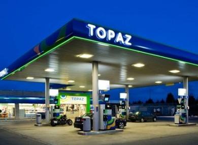Topaz has bought Esso