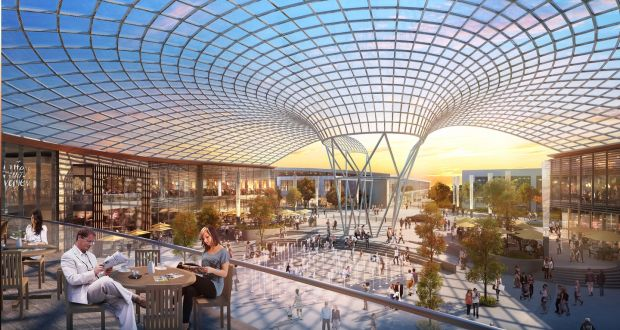 Liffey Valley Plans Major Extension And Ice Rink