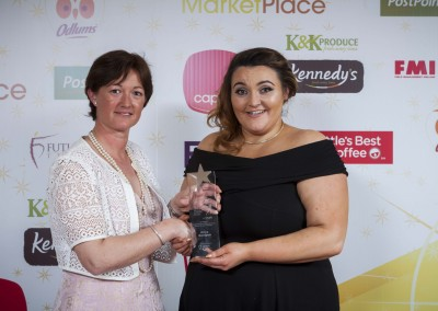 Supermarket/Deli Food to Go Manager of the Year - Erica Gavigan