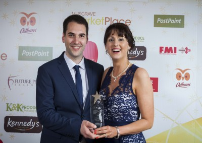 Large C Store Manager of the Year - Elaine Kirwan