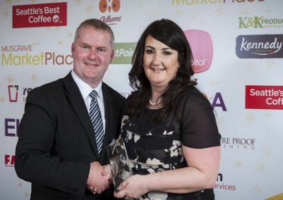 Superstore Manager of the Year - Margaret Crean