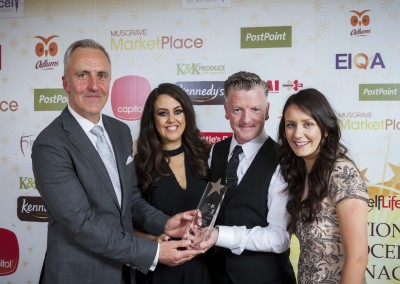 Best Team Performance - SuperValu Blackrock