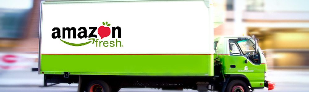 Amazon Fresh launches in UK