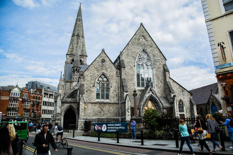 New food hall to open in former Dublin church