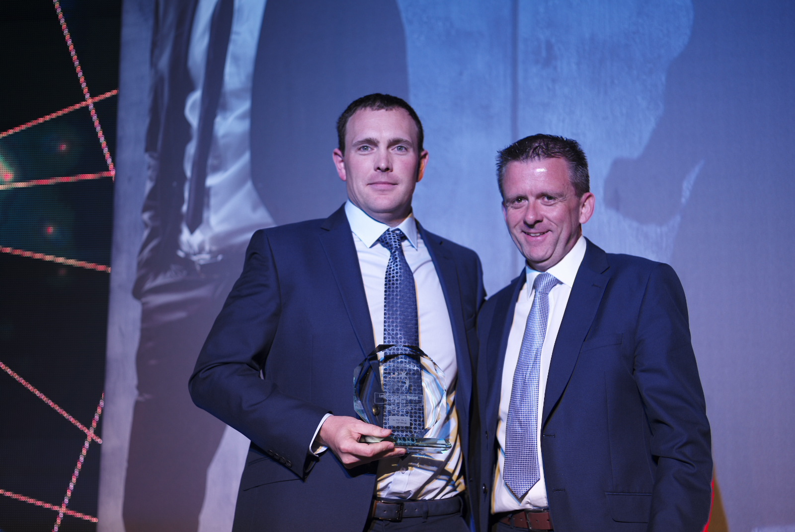 Large Forecourt Manager of the Year, Brian Joyce of Spar Galway Plaza