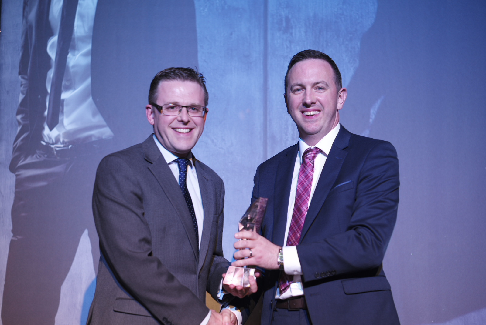 Grand Supreme Grocery Manager of the Year 2019 Donnie Christian of Londis DCU