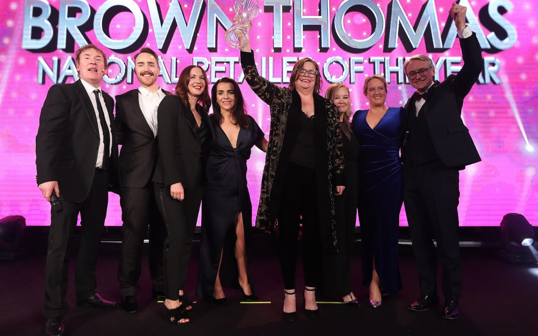Brown Thomas win big at Retail Excellence Awards